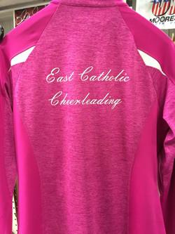 East Catholic Cheerleading CT