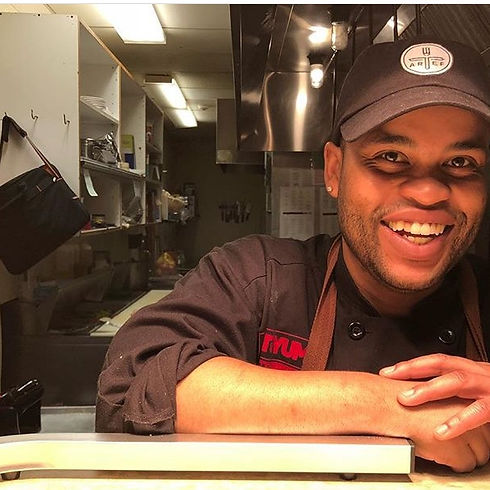 Chef Donte Jones | The Art Of Yum | Dijon Donte Sauces | CONNECTICUT CHEF