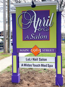 April & Co - Salon at 2963 Main Street Glastonbury