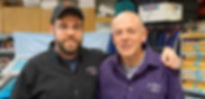 Endless Stitch LLC - Custom Printing, Embroidery and Graphics in Connecticut | Middletown, CT | Family-Owned Business | Carl Hayn and Adam Hayn
