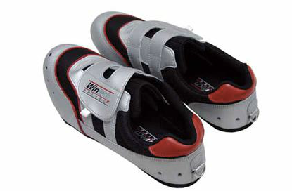 240 WINTECH SILVER SHOES (H2ROW) sizes US9 - US14
