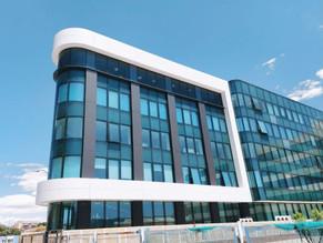 Rehabilitación de fachada y zonas comunes en un edificio de Madrid