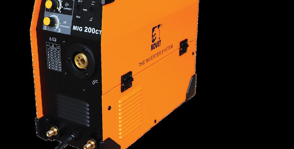 Inverter DC MIG (Stick) Welding Machine KOVET – MIG200CT
