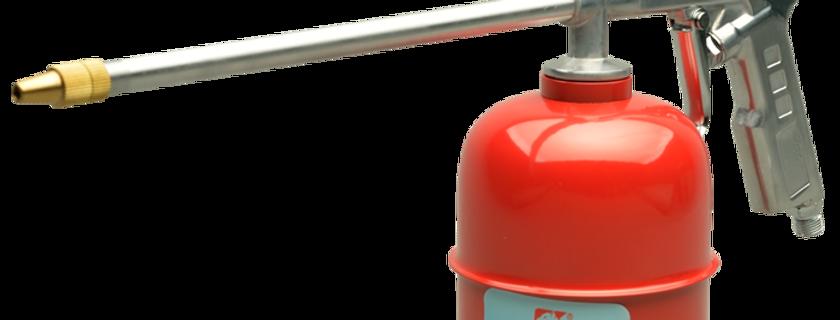 ชุดกาฉีดโซล่า สีแดง รุ่น DO-10