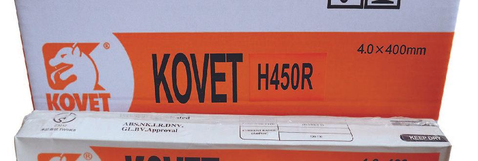Welding Electrode for hard surfacing H450R