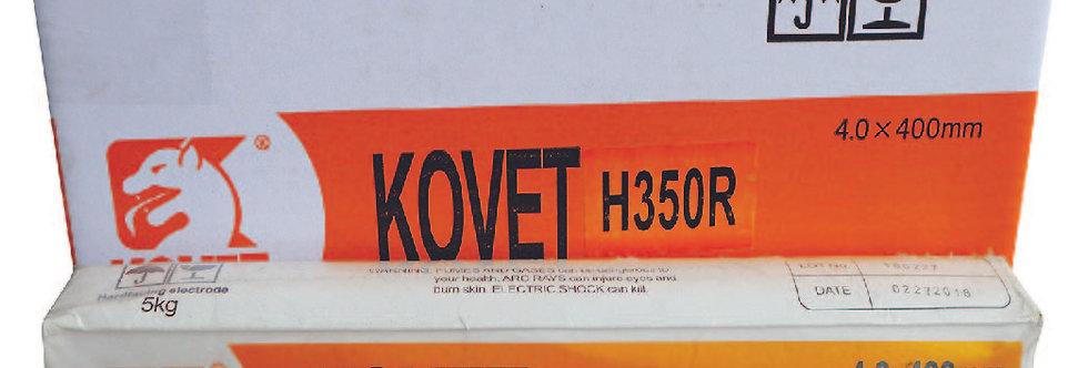 ลวดเชื่อมเหล็กแข็ง โคเวท-H350R