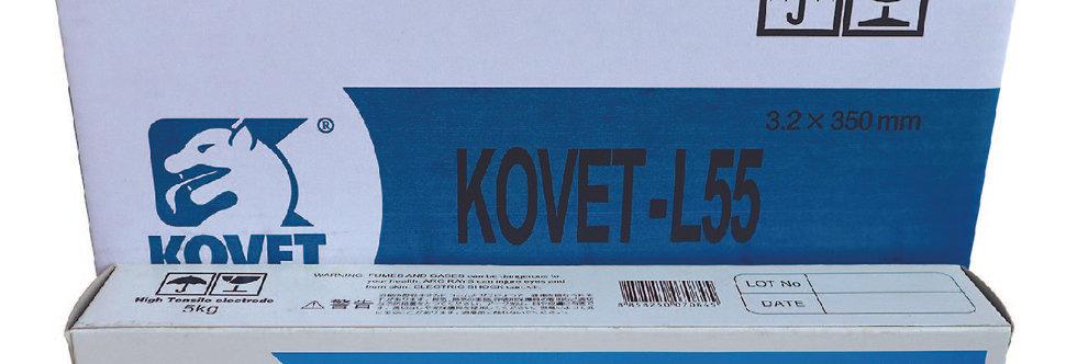 Welding Electrode (for high tensile steel E7016)  KOVET-L55