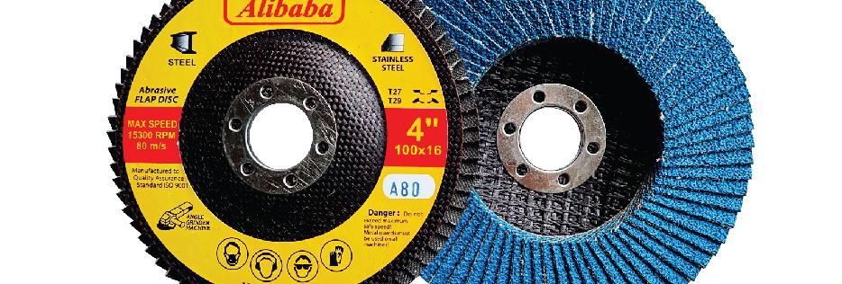 ALIBABA | Flap Disc (hard back)