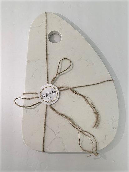 Oval Quartz Board