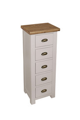 5 DRAWER WELLINGTON CHEST | N-CW26