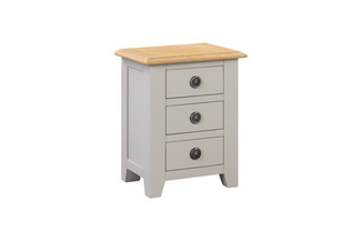 BEDSIDE 3 DRAWERS | NWXF P03
