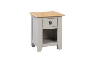 SMALL BEDSIDE 1 DRAWERS | NWXF P02