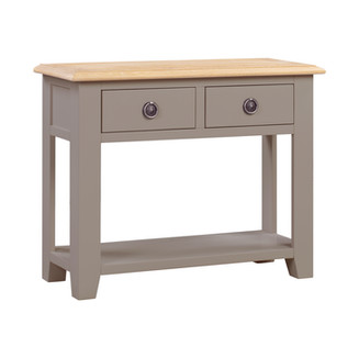 CONSOLE TABLE 2 DRAWERS | NWXF P14