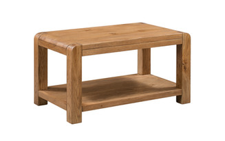 STANDARD COFFEE TABLE WITH SHELF | ML 03