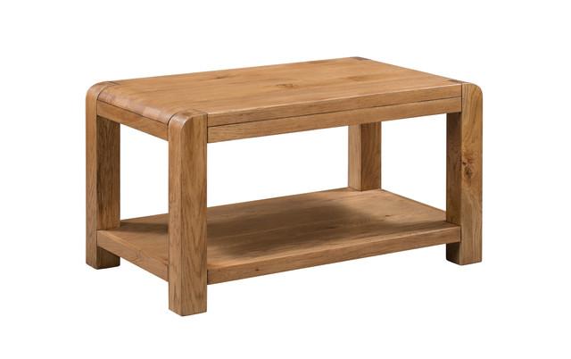 STANDARD COFFEE TABLE WITH SHELF   ML 03