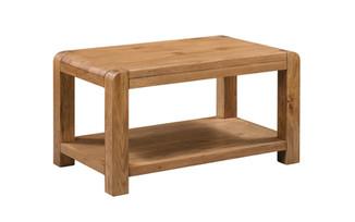 STANDARD COFFEE TABLE WITH SHELF | ML 03