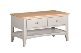 COFFEE TABLE 2 DRAWER | EV P28