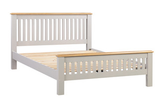NEW HIGH END BED 6' | NWXF P41