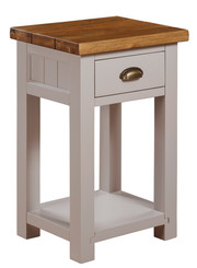 1 DRAWER CONSOLE TABLE | CWRT15