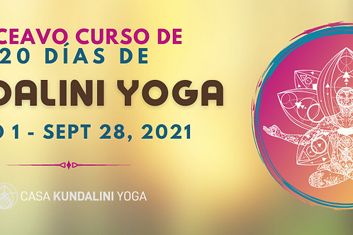 120 Dias de Kundalini Yoga