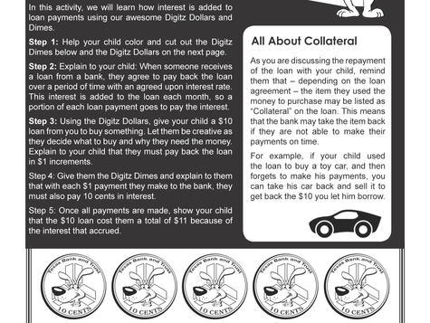 Lesson 2 - Interest and Collateral