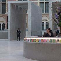 15. Rijksmuseum. Innenansicht Eingangsha