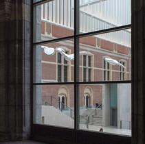 22. Rijksmuseum. Aussenansicht Velopassa