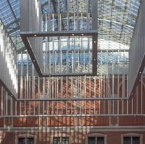 16. Rijksmuseum. Innenansicht Eingangsha
