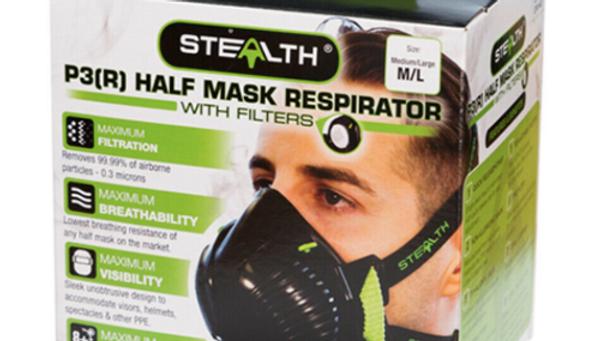 Stealth P3 Respirator