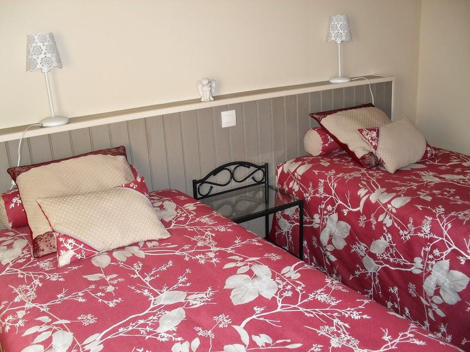 Chambre 2 lits 90 ou 1 lit double