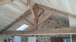Lambris de plafond