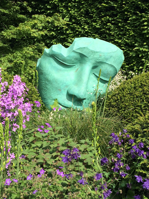 Chelsea Flower Show 2016: Mother's face in repose; the healing powers of a garden