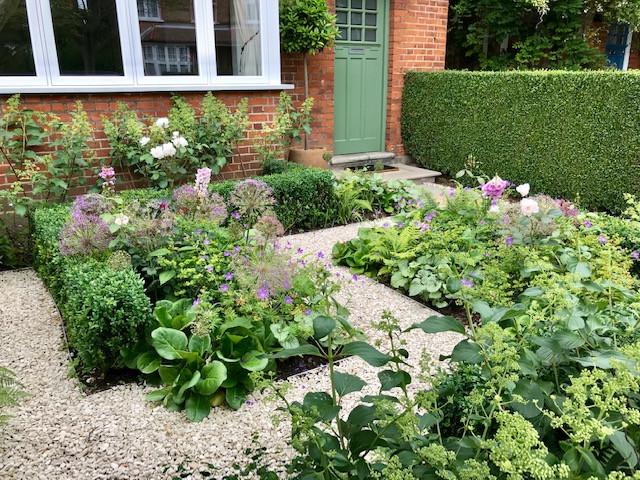 East Facing Front Garden