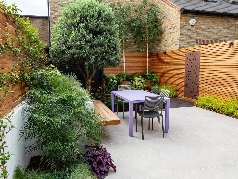Contemporary City Garden
