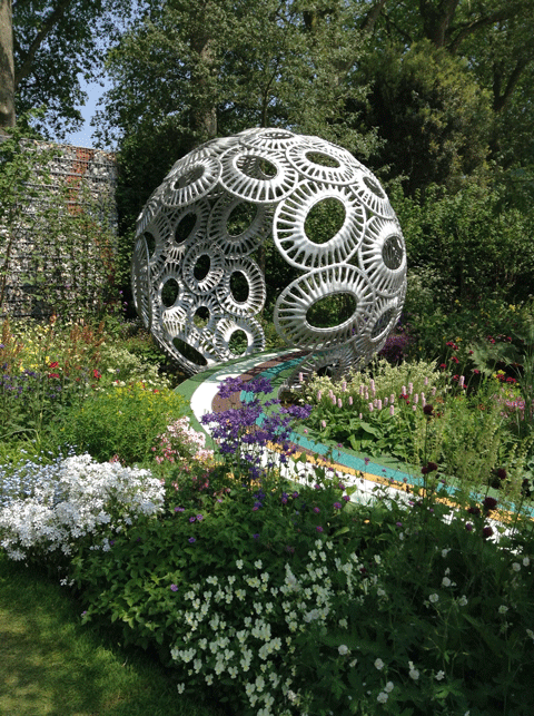 Chelsea Flower Show 2016: The Brewin Dolphin Garden by Rosy Hardy