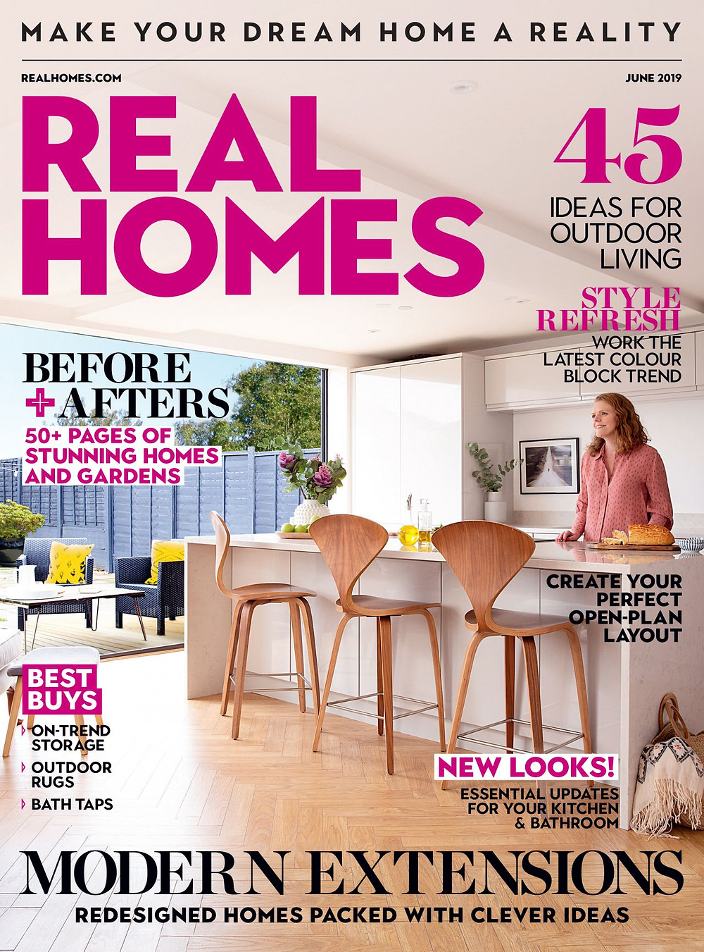 Real Homes June 2019 edition