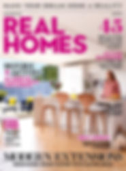 Real Homes June Front Cover