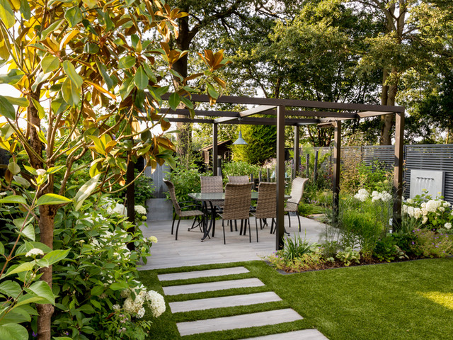 Large City Garden