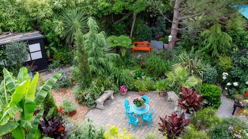 Large London Cottage Garden