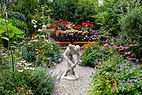 Parterre Garden from House