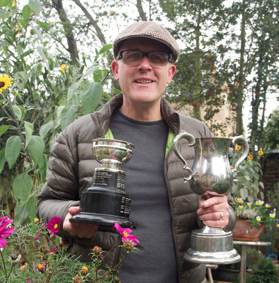 Nick Gough, Ealing in Bloom Winner 2015