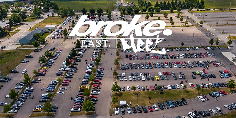 broke.East Meet @ The Ryan Center