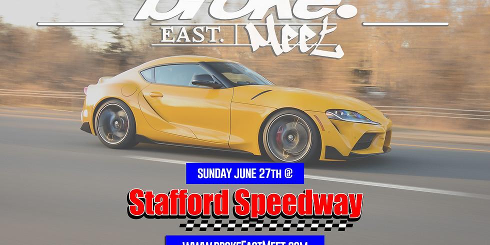 broke.East.Meet @ Stafford Motor Speedway, CT
