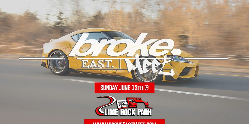 broke.East.Meet @ Lime Rock Park, CT