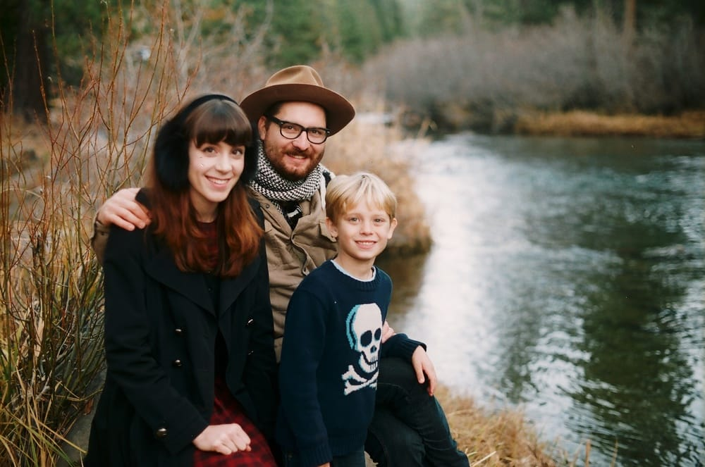the carrs at the river