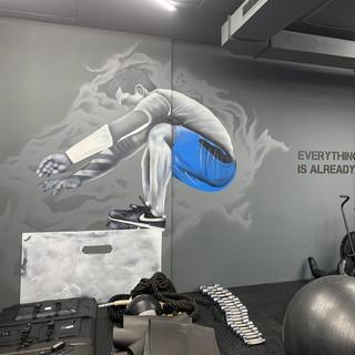 Спорт Зал Дизайн