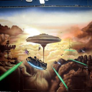 Звездные войны рисунок