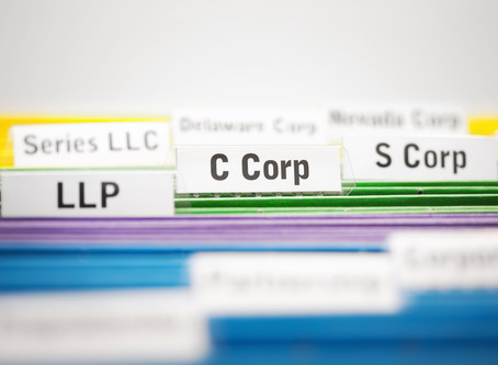 What is the difference between a C-corporation and S-corporation, and which is best for a Canadian?
