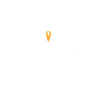 LOGO SMALL white with orange flame.png