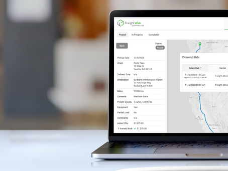 Freight Optimization through Freight Matching & Route Planning